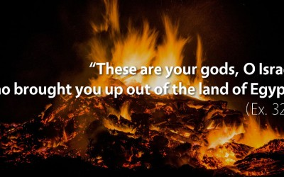 March 21st: Bible Meditation for Exodus 32