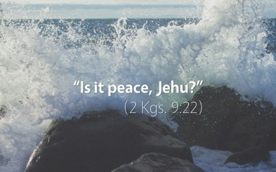 October 28th: Bible Meditation for 2 Kings 9
